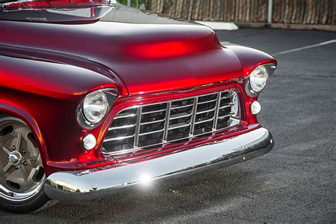 Find Out What Made This Chevy Pickup Complete