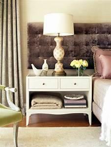 Table De Chevet Jaune : quelle table de chevet choisir pour votre jolie chambre coucher ~ Melissatoandfro.com Idées de Décoration