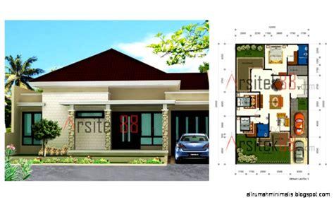 desain rumah minimalis  denahnya design rumah minimalis