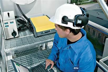 Stack Emission Portable Testing Monitoring Director