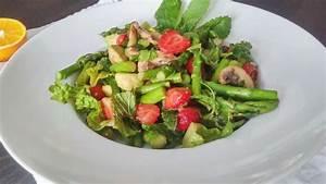 Spargel Avocado Salat : erdbeer spargel salat mit avocado mehr als gr nzeug ~ Lizthompson.info Haus und Dekorationen