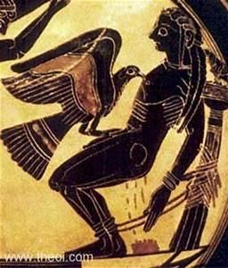 PROMETHEUS - Greek Titan God of Forethought, Creator of ...