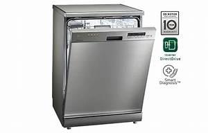 Lg D1452cf Direct Drive Dishwasher