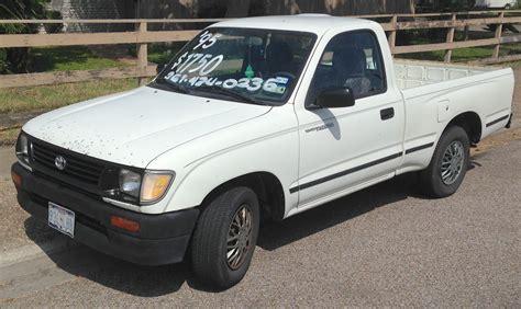 Toyota Tacoma 1995 by 1995 Toyota Tacoma For Sale 1750 Ianokeefe
