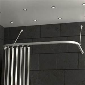 Duschstange L Form : duschvorhangstangen exclusiv bad baden duschvorhangstange made in germany ~ Orissabook.com Haus und Dekorationen