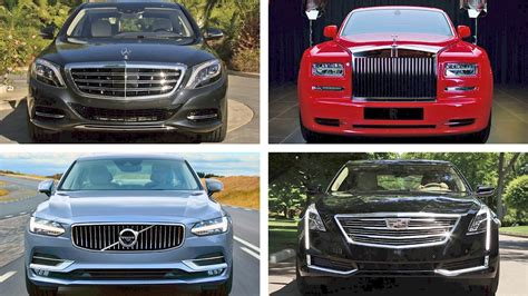 Top 20 Best Luxury Cars 2017  Cnynewcarscom Cnynewcarscom