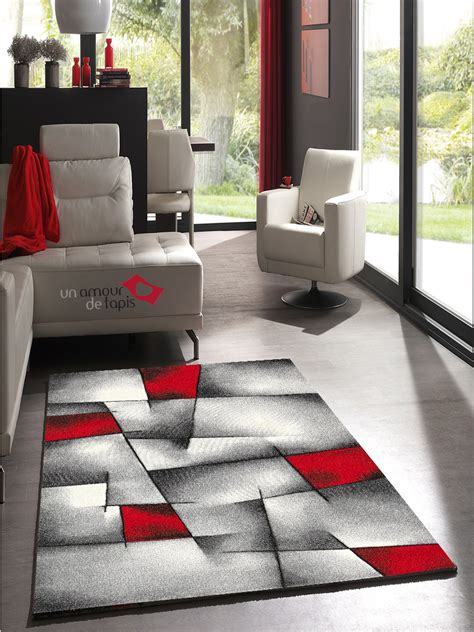 tapis salon tapis salon design brillance ultimate de la