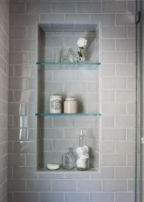 1000 ideas about subway tile showers on white