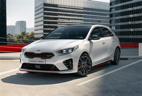 kia ceed gt revealed   hot hatch