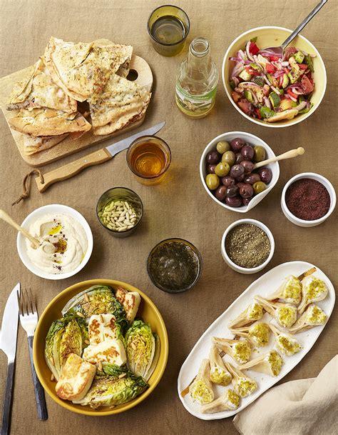 recettes cuisine libanaise cuisine libanaise recettes spécial liban cuisine du