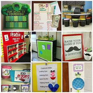 classroom collage - DIY for Life