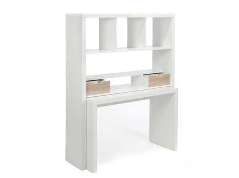 bureau console extensible 2 en 1 40 meubles modulables pour optimiser l 39 espace