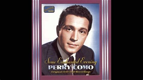 perry como songs perry como for the good times hq youtube