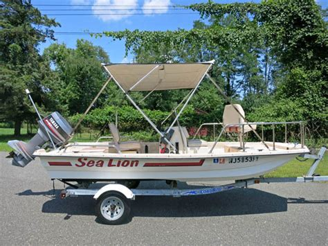 Sea Lion Boats by Sea Lion 1992 For Sale For 1 000 Boats From Usa