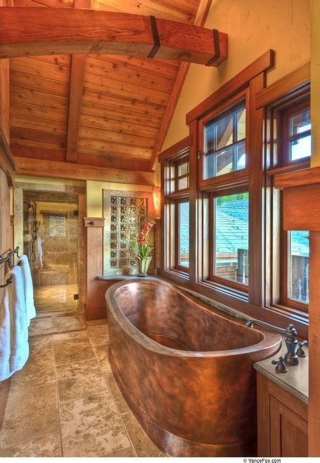 Rustic Bathroom Pictures by 39 Cool Rustic Bathroom Designs Digsdigs
