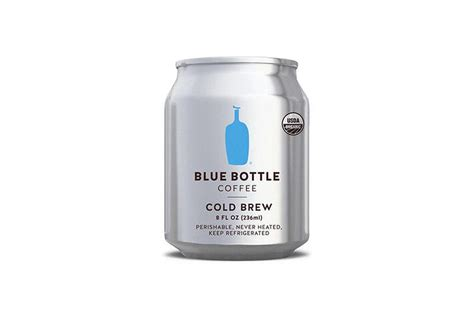 So blue bottle's new orleans iced coffee is basically a riff off of the standard new orleans coffee that one can access at pretty much any beignet shop in nola. Blue Bottle Coffee Canned Coffee   HYPEBEAST