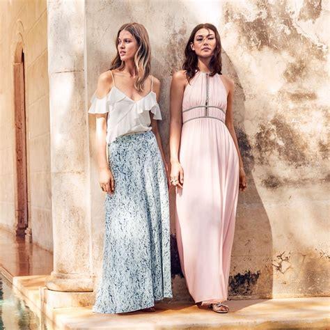 Hu0026M Summer Party Dresses 2017 Lookbook Shop