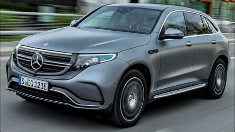 Needs to deliver a wow factor befitting its price. 2019 Mercedes EQC 400 4MATIC - Efficiency and Performance | AutoSportMotor