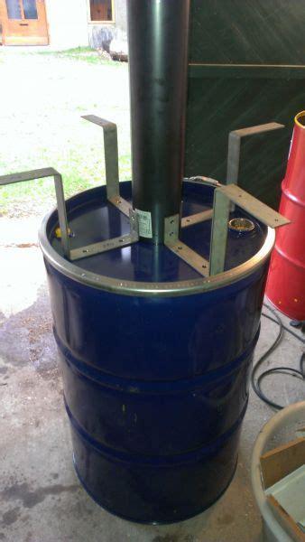 beheizter stehtisch mit integriertem grill bauanleitung zum selberbauen   docom deine