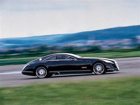 Fab Wheels Digest (f.w.d.): 2005 Maybach Exelero Concept