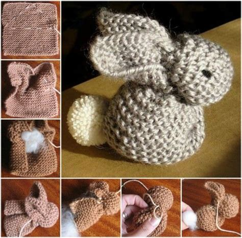 knit  easter bunny pictures   images
