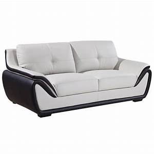 grey black bonded leather sofa ebay With black sectional sofa ebay