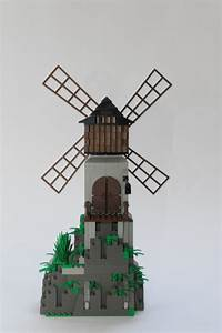 MOC - Medieval Windmill - LEGO Historic Themes ...