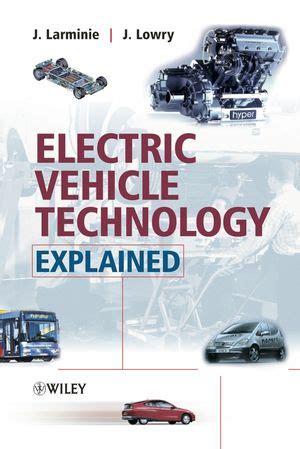 Electric Vehicle Technology by Electric Vehicle Technology Explained Hydrogen