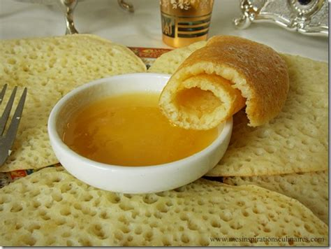 cuisine au miel baghrir crêpes mille trous بغرير حورية المطبخ le