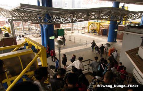 Fast Boat Hong Kong To Macau by Hong Kong Macau Ferry Terminal China Travel Blogs