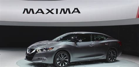2020 Nissan Maximas by 2020 Nissan Maxima Specs Engine Release Date And Price
