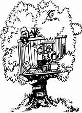 Coloring Tree Magic Pages Treehouse Willy Wonka Factory Chocolate Clipart Charlie Treehouses Getcolorings Printable Houses Clipground Village Scene Piano Getdrawings sketch template
