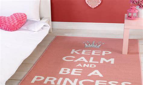 tappeto bambina tappeto bambine keep calm tappeto cameretta ragazzi be