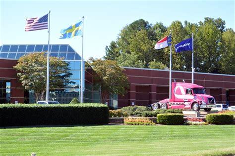 volvo trucks north america  corporate headquarters
