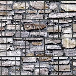 Sichtschutz Doppelstabmatten Steinoptik : marmormauer bedruckter sichtschutz streifen rolle doppelstab zaun bedruckter sichtschutz katalog ~ Orissabook.com Haus und Dekorationen