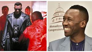 Wesley Snipes has some thoughts about Marvel Studios ...