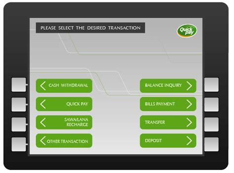 How It Works Depositing Money