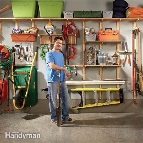 garage wall organization systems 20 garage storage solutions and ideas