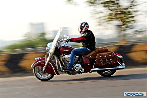 Review Indian Chief Vintage by Indian Chief Vintage Review Chariot Of Gods Motoroids