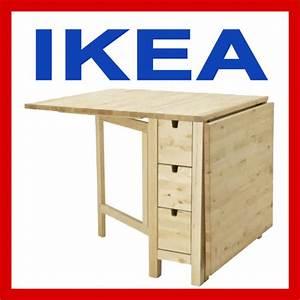 IKEA NORDEN Klapptisch Birke OVP Nagelneu 20104718