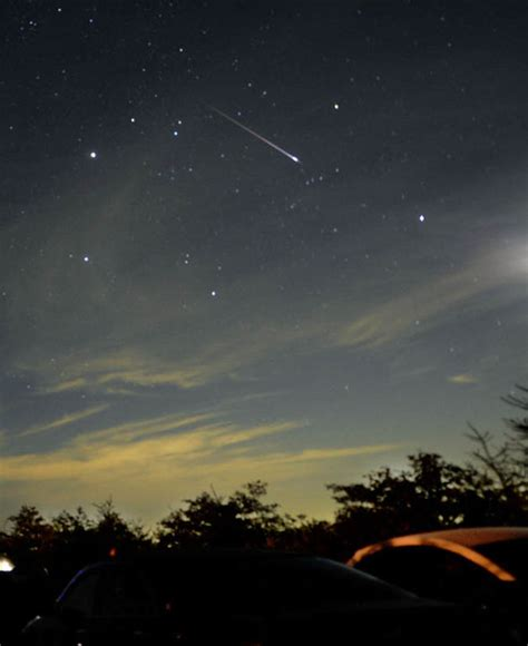 What Time Tonight Meteor Shower - what time is the leonid meteor shower tonight science
