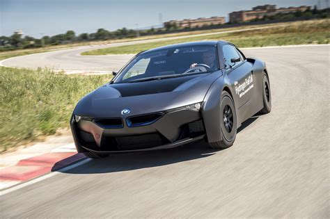 Bmw Shows Off First Hydrogen Fuel Cell Cars
