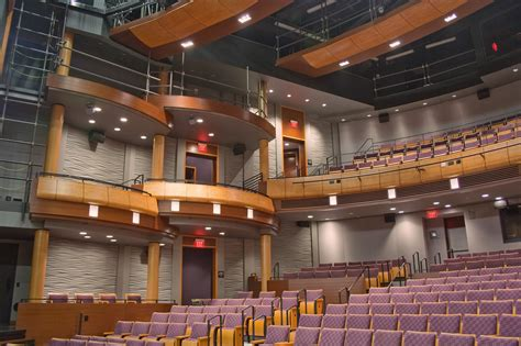 jmu center   performing arts main stage theatre