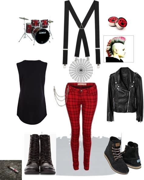 41 best images about Punk rock wannabes on Pinterest   Rockers Japan fashion and Beanie