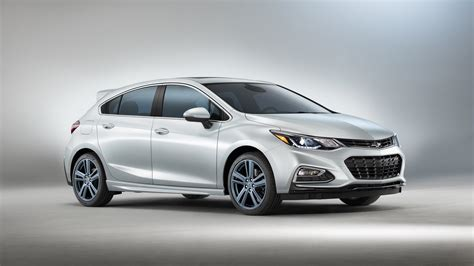 2017 Chevrolet Cruze Hatchback Rs by 2017 Chevrolet Cruze Rs Hatch Blue Line Top Speed
