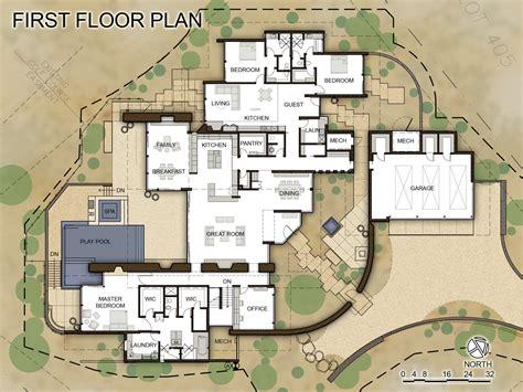desert house plans gallery of desert wing kendle design 20