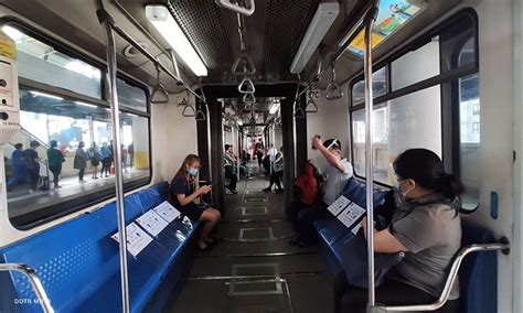 dotr   recall  public transport distancing