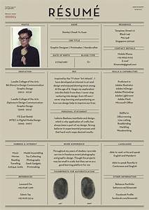 fantastic examples of creative resume designs creative With creative resume layout