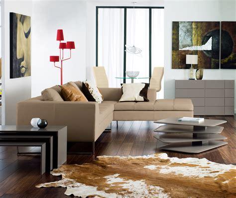 Furniture. Unique Leather Furniture Complete Your Home