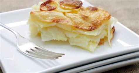 cepes cuisine recettes de gratin dauphinois faciles rapides minceur